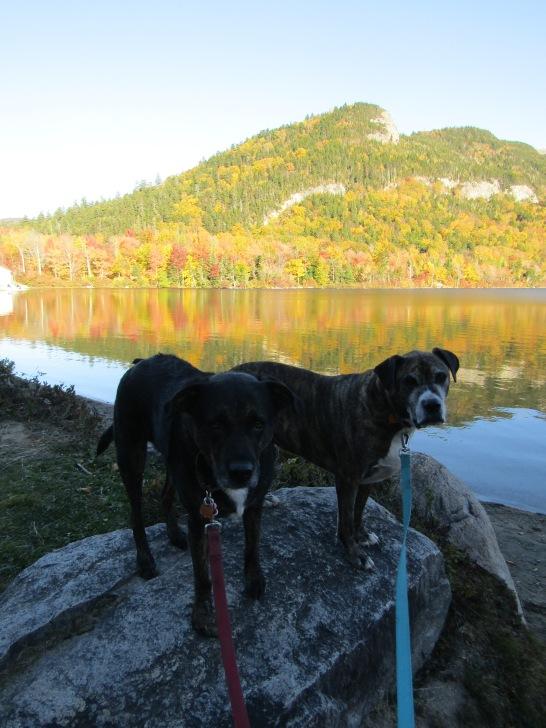 Echo Lake 2 Oct 2016