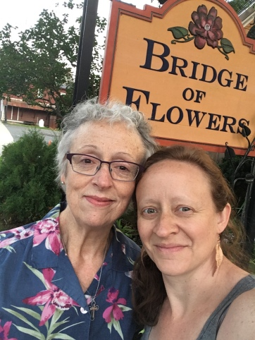 Bridge of flowers 1