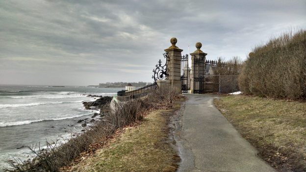 photo contest Cliff Walk in Newport RI April 2015