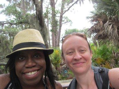 Me and Rhonda