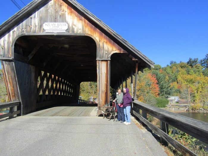 Squam Covered Bridge