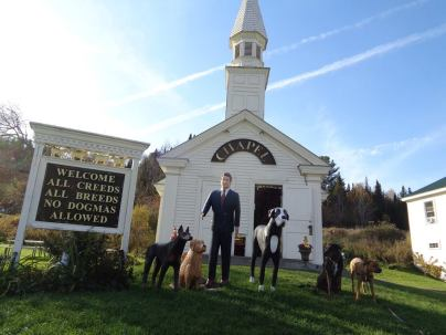 Dog Chapel October 2017