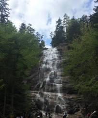 Arethusa falls 2